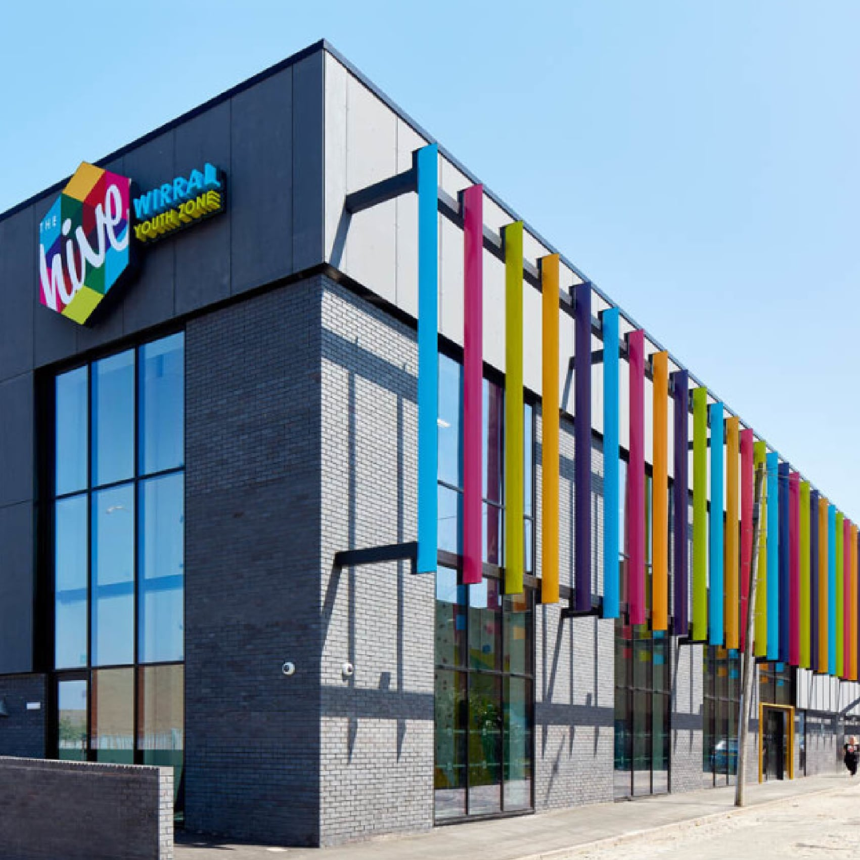 Wirral Youth Zone wins Best Public Service Building Award