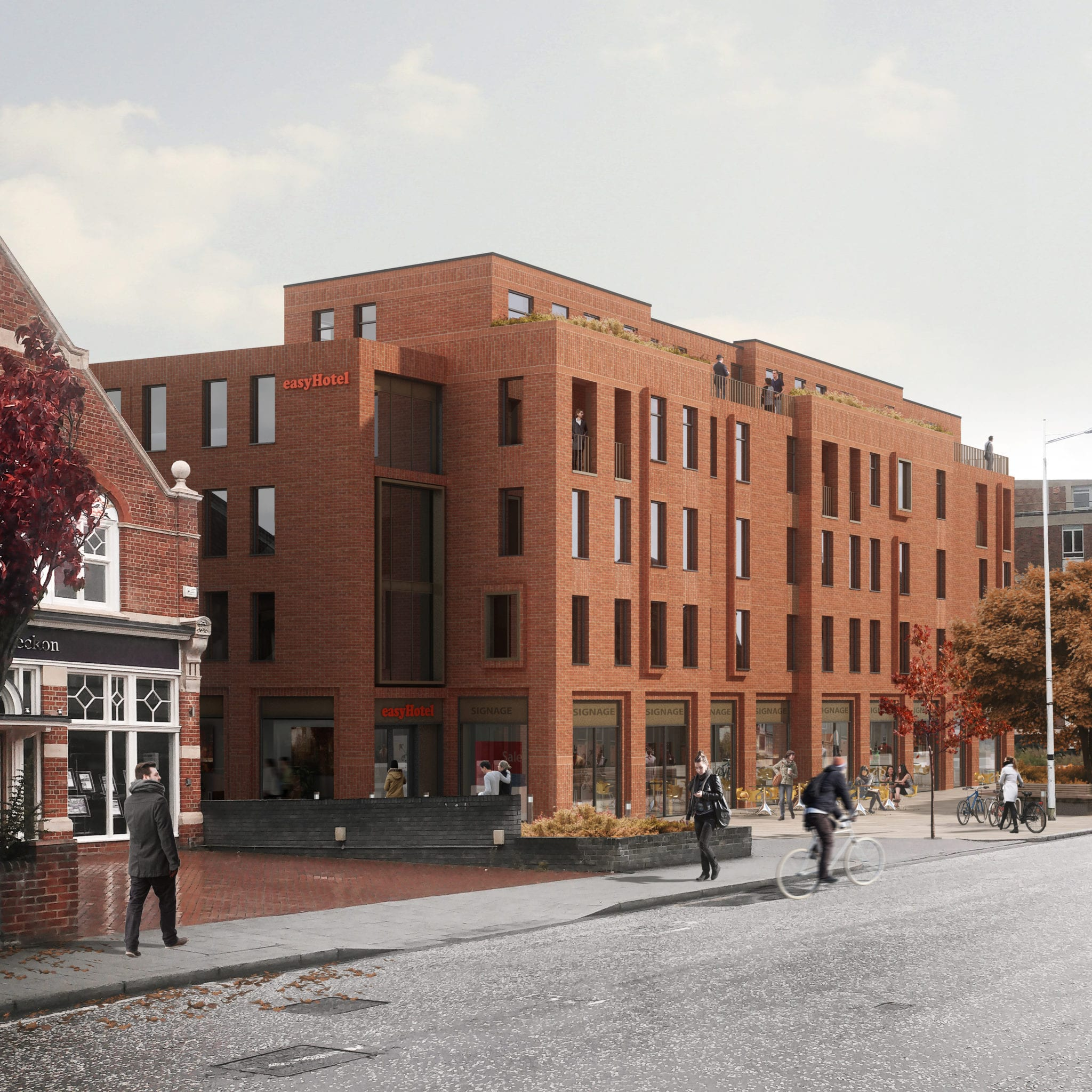 £10M New Hotel and Retail Development gains planning approval in Oxford