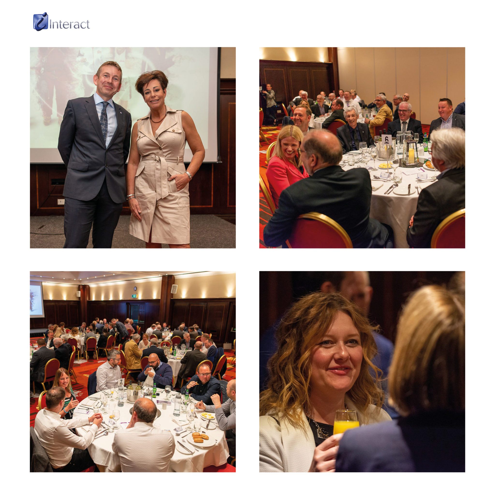 Interact National Spring Lunch hailed a great success