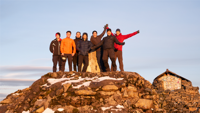 Three Peaks 2019… done!